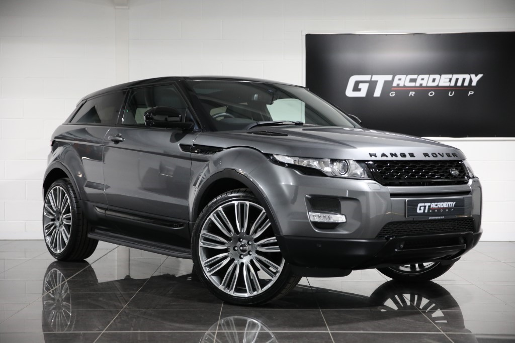 used Land Rover Range Rover Evoque SD4 PURE TECH ** 5.9% APR FINANCE OFFER ** in tring-hertfordshire