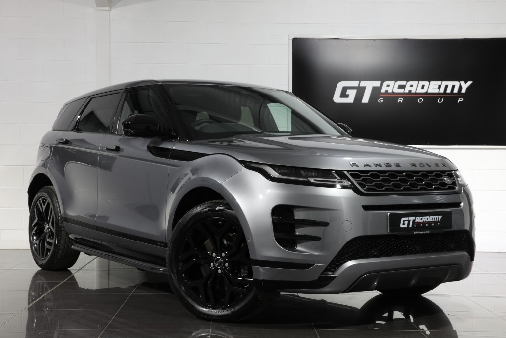 used Land Rover Range Rover Evoque 2.0 R-DYNAMIC SE - 1 OWNER - PAN ROOF - BLACK PACK in tring-hertfordshire