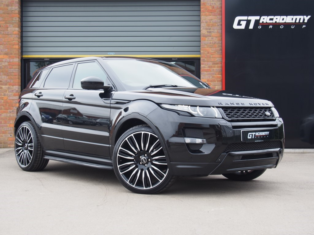 used Land Rover Range Rover Evoque SD4 DYNAMIC AA INSPECTED - VERY HIGH SPEC in tring-hertfordshire