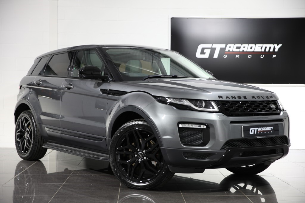 used Land Rover Range Rover Evoque 2.0TD4 SE TECH - BLACK PACK - PAN ROOF - 20