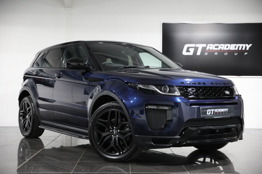 used Land Rover Range Rover Evoque SI4 HSE DYNAMIC LUX ** 5.9% APR FINANCE OFFER ** in tring-hertfordshire
