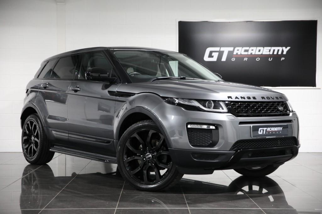 used Land Rover Range Rover Evoque 2.0TD4 SE TECH ** 5.9% APR FINANCE OFFER ** in tring-hertfordshire