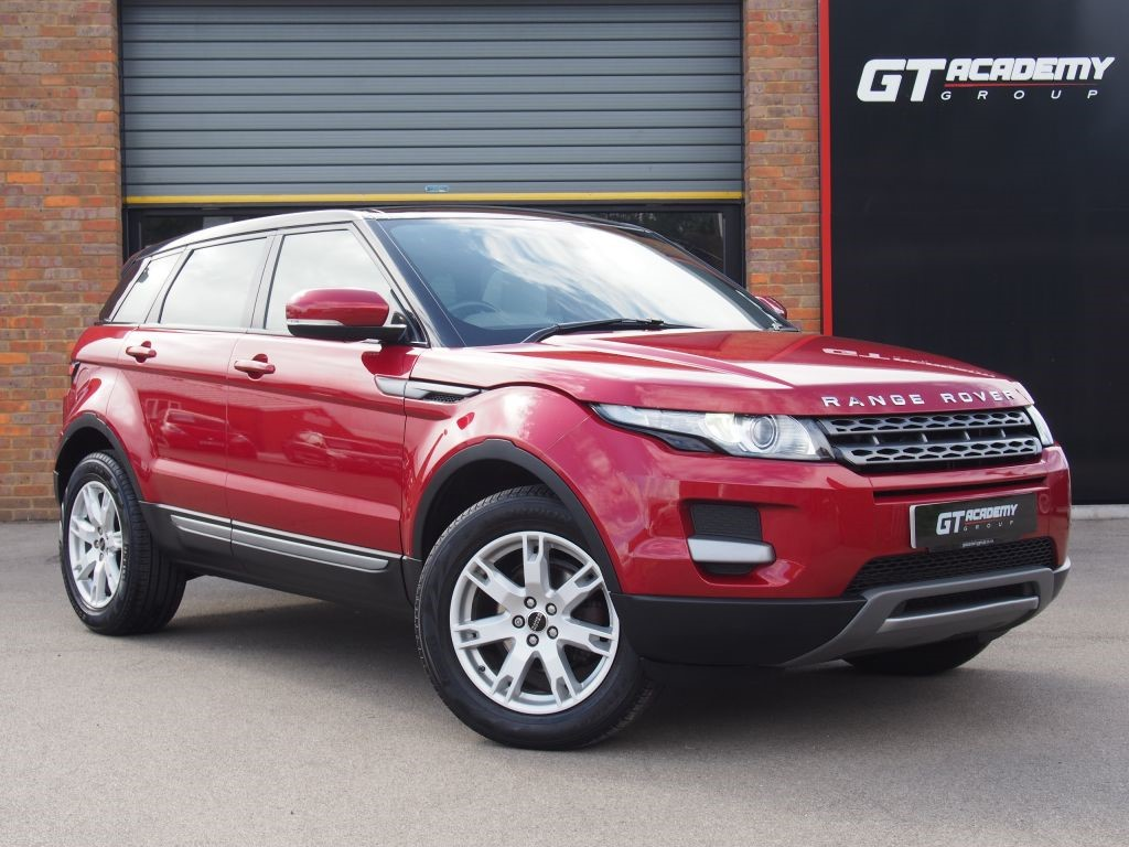used Land Rover Range Rover Evoque TD4 PURE in tring-hertfordshire
