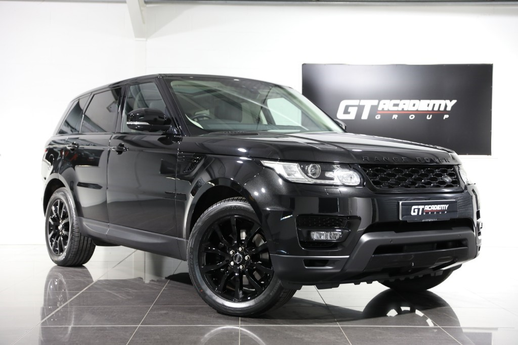 used Land Rover Range Rover Sport 2.0SD4 HSE 1 OWNER - PAN ROOF - BLACK PACK in tring-hertfordshire