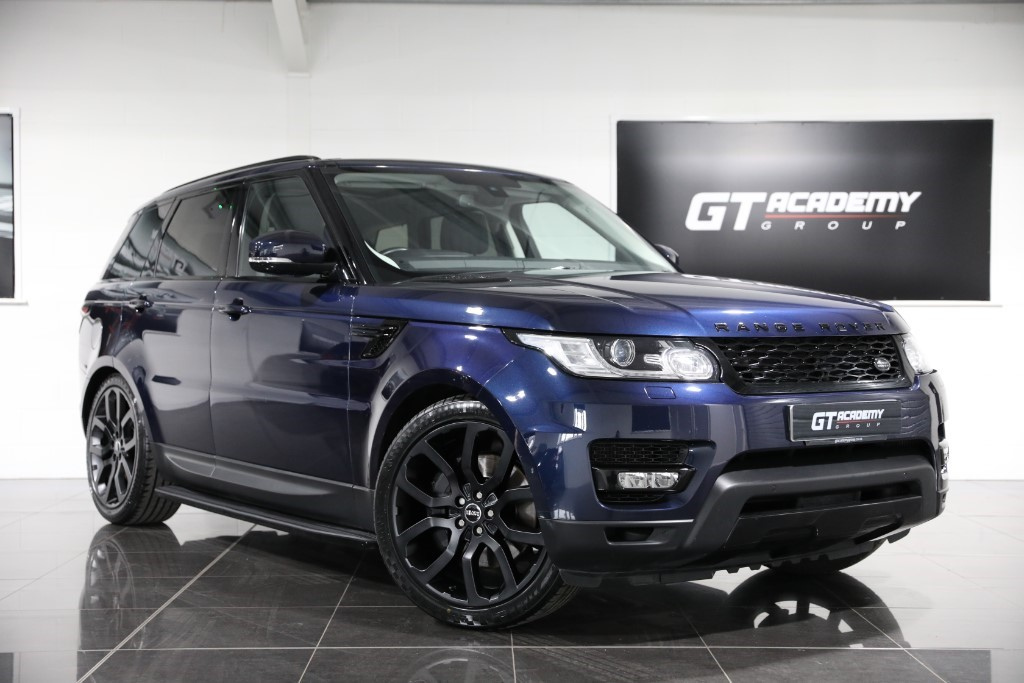 used Land Rover Range Rover Sport SDV6 HSE ** 5.9% APR FINANCE OFFER ** in tring-hertfordshire