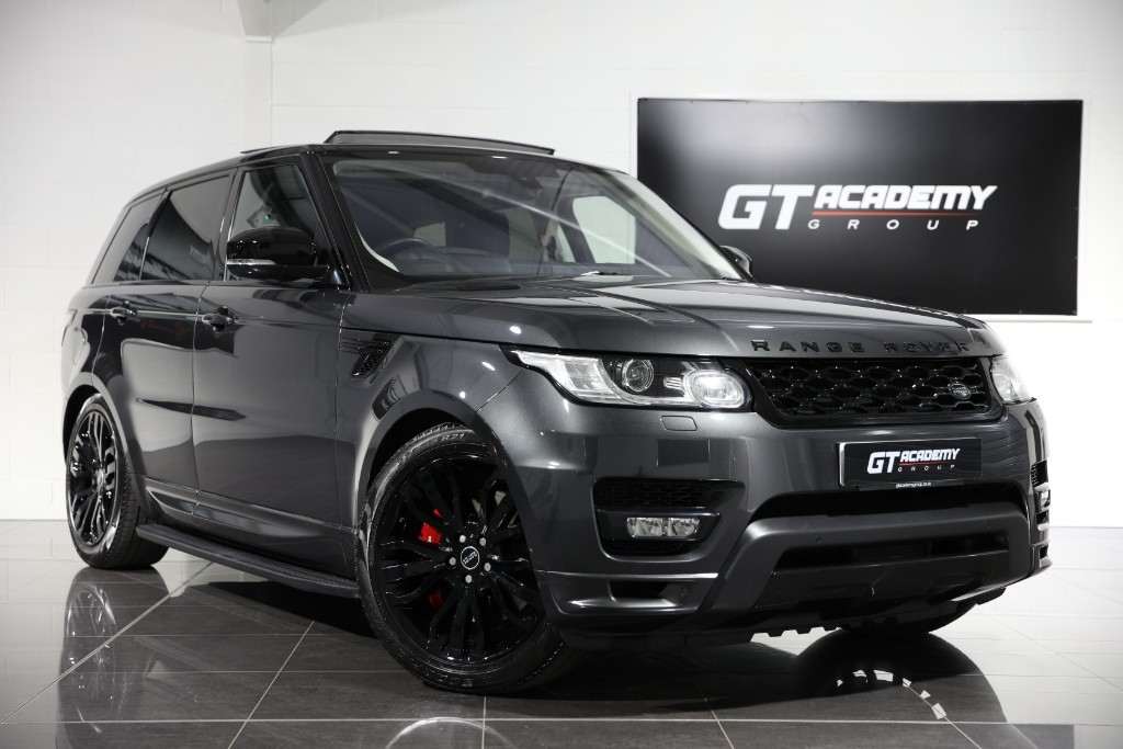 used Land Rover Range Rover Sport SDV6 AUTOBIOGRAPHY DYNAMIC- STEALTH PACK - SLIDING PAN ROOF in tring-hertfordshire