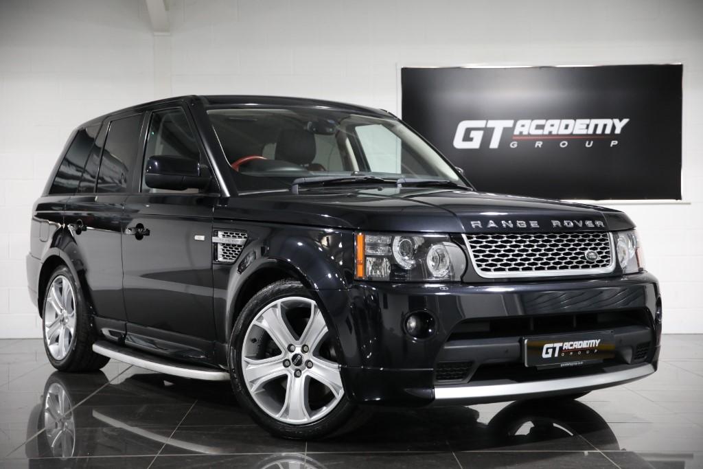 used Land Rover Range Rover Sport 3.0 SDV6 AUTOBIOGRAPHY SPORT ** 5.9% APR FINANCE OFFER ** in tring-hertfordshire