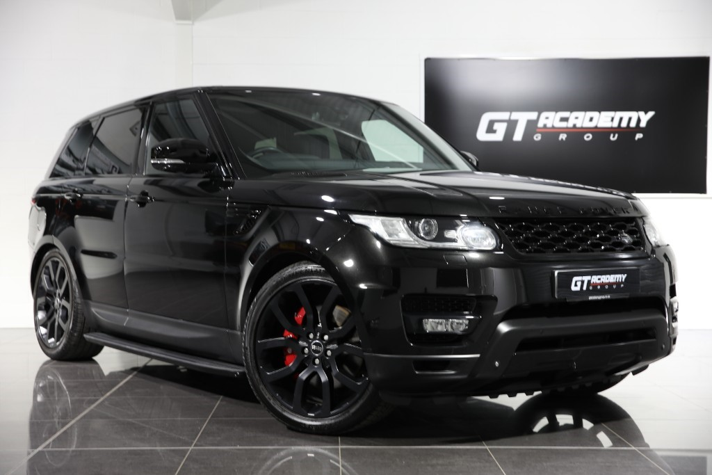 used Land Rover Range Rover Sport 5.0 V8 AUTOBIOGRAPHY DYNAMIC - REAR SCREENS -PAN ROOF- 22
