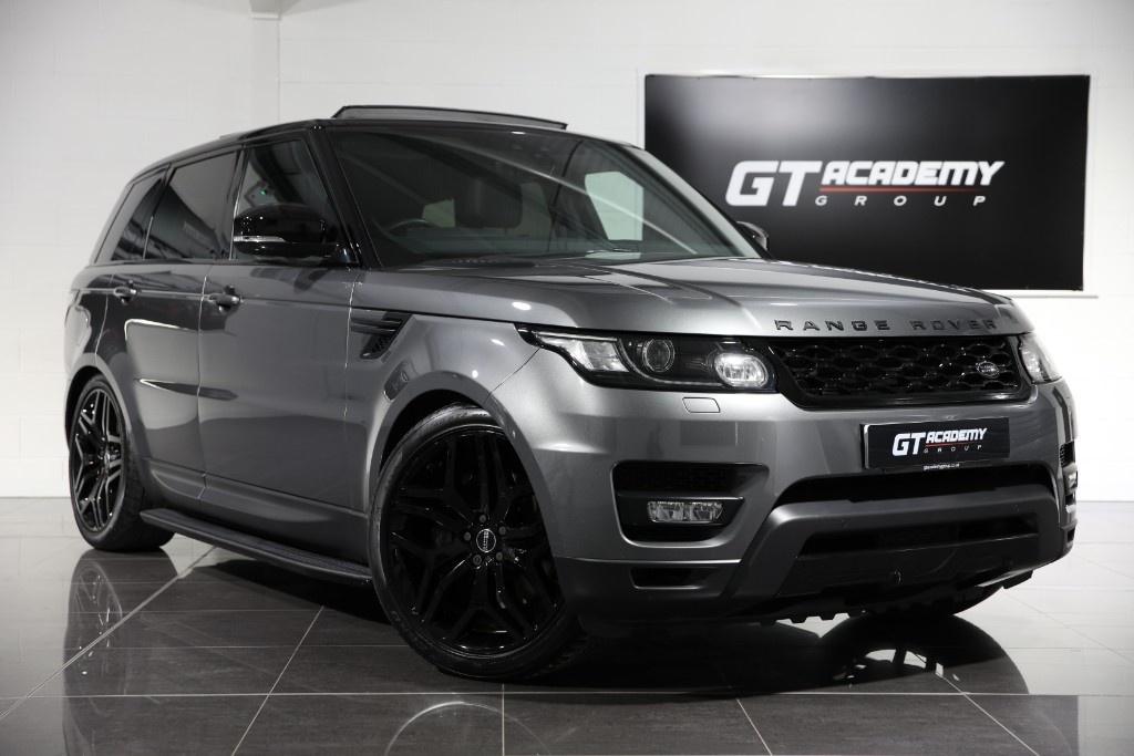 used Land Rover Range Rover Sport SDV6 HSE DYNAMIC - 1 OWNER - SLIDING PAN ROOF in tring-hertfordshire