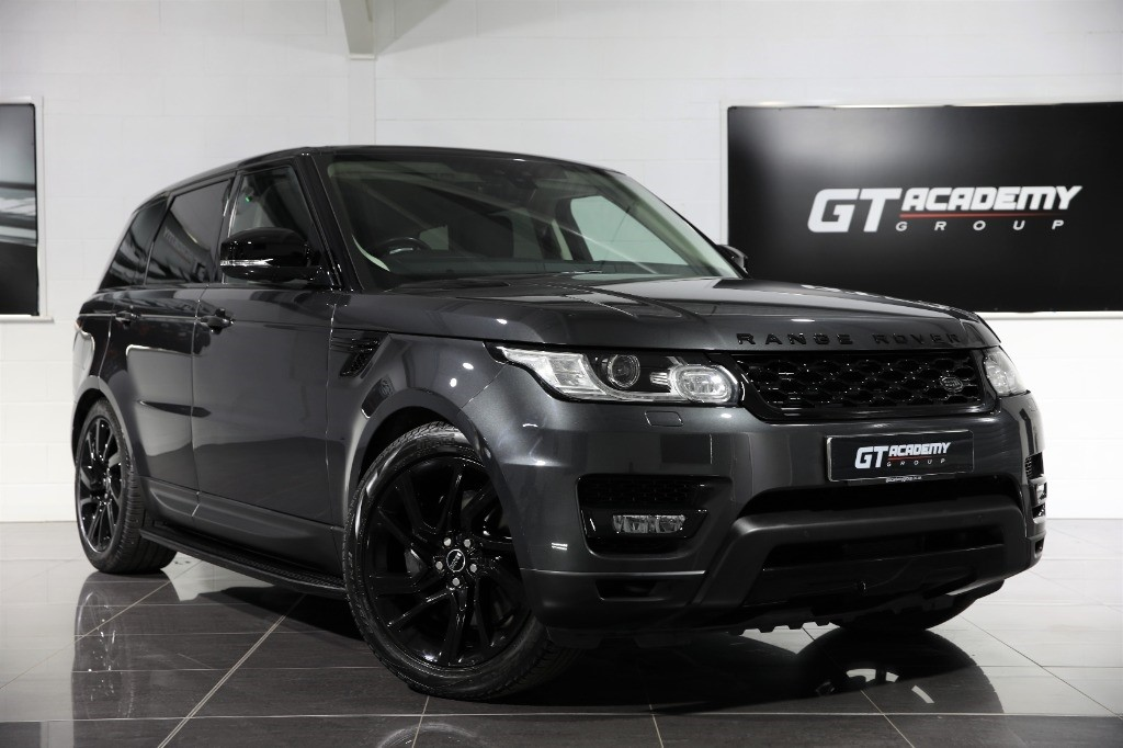 used Land Rover Range Rover Sport 3.0SDV6 HSE - 1 OWNER - PAN ROOF - BLACK PACK in tring-hertfordshire