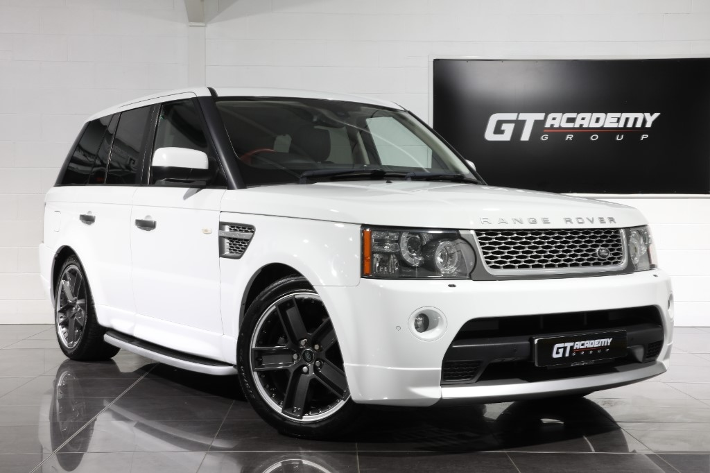 used Land Rover Range Rover Sport 3.0TDV6 AUTOBIOGRAPHY - LIMITED EDITION 20