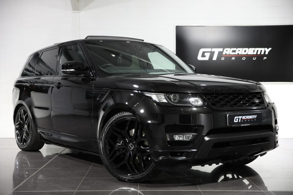 used Land Rover Range Rover Sport 4.4 SDV8 AUTOBIOGRAPHY DYNAMIC - STEALTH PACK - SLIDING PAN ROOF in tring-hertfordshire