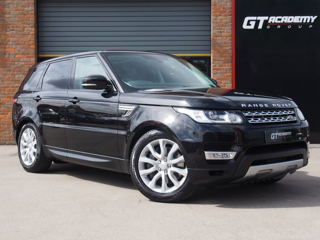 used Land Rover Range Rover Sport SDV6 HSE AA INSPECTED - 1 OWNER - SLIDING PAN ROOF in tring-hertfordshire