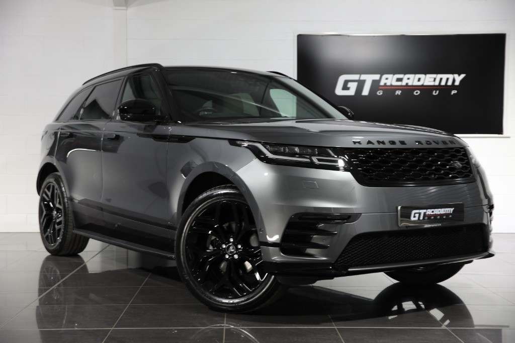 used Land Rover Range Rover Velar D180 R-DYNAMIC SE - 1 OWNER - BLACK PACK - 21