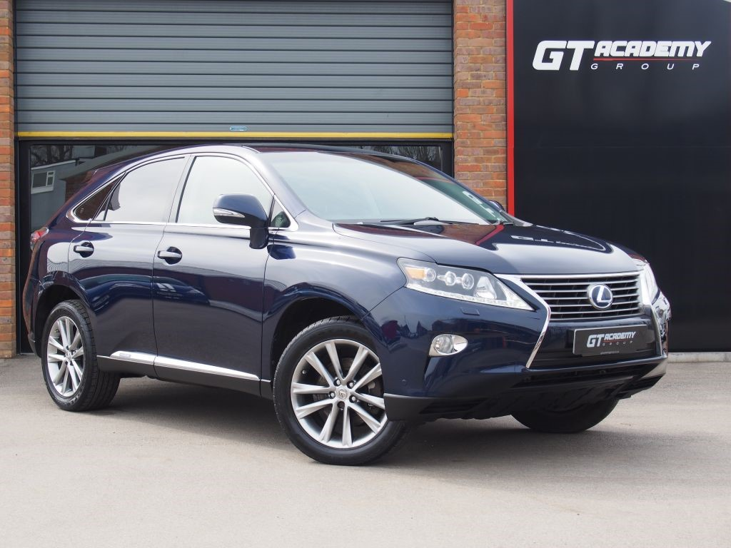 used Lexus RX 450h PREMIER AA INSPECTED - FSH - 2 OWNERS in tring-hertfordshire