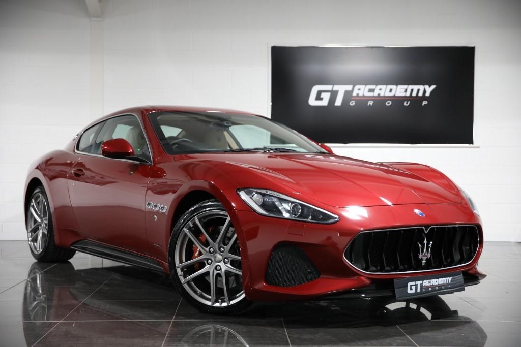 used Maserati Granturismo SPORT ** 5.9% APR FINANCE OFFER ** in tring-hertfordshire