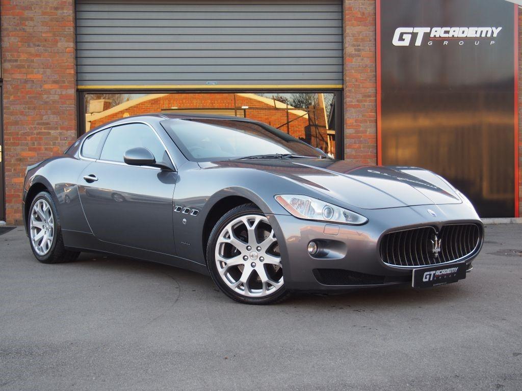 used Maserati Granturismo 4.2 V8 AA INSPECTED . MASERATI FSH in tring-hertfordshire