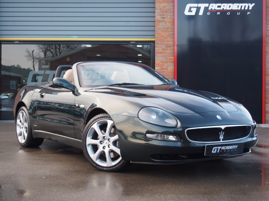 used maserati spyder for sale tring hertfordshire. Black Bedroom Furniture Sets. Home Design Ideas