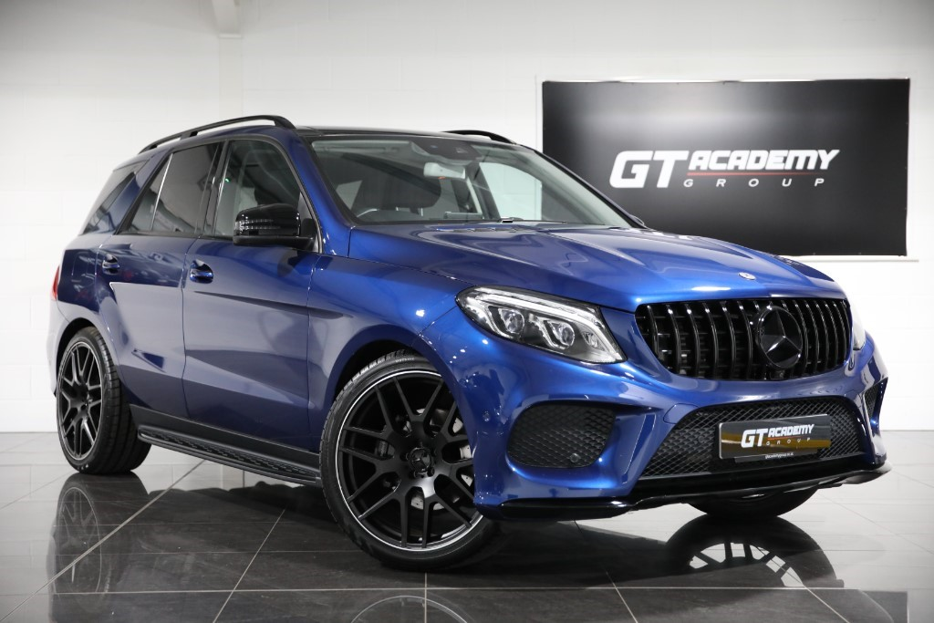 used Mercedes GLE350 D 4MATIC AMG LINE PREMIUM PLUS ** 5.9% APR FINANCE OFFER ** in tring-hertfordshire