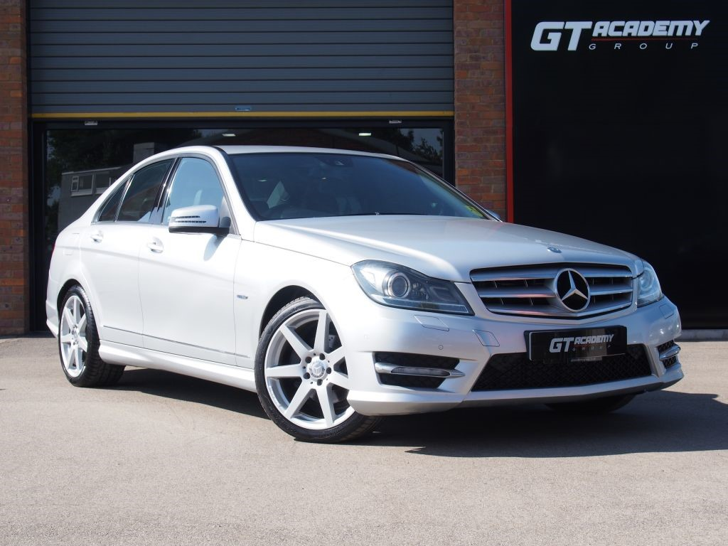 used Mercedes C250 CDI BLUEEFFICIENCY SPORT ED125 AA INSPECTED - COMAND - FSH in tring-hertfordshire