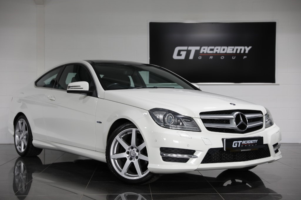 used Mercedes C220 CDI BLUEEFFICIENCY AMG SPORT ED125 ** 5.9% APR FINANCE OFFER ** in tring-hertfordshire