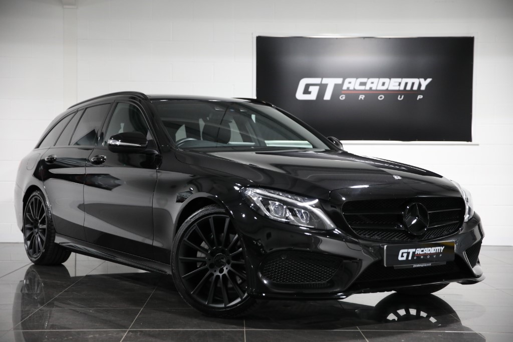 used Mercedes C220 BLUETEC AMG LINE PREMIUM PLUS ** 5.9% APR FINANCE OFFER ** in tring-hertfordshire