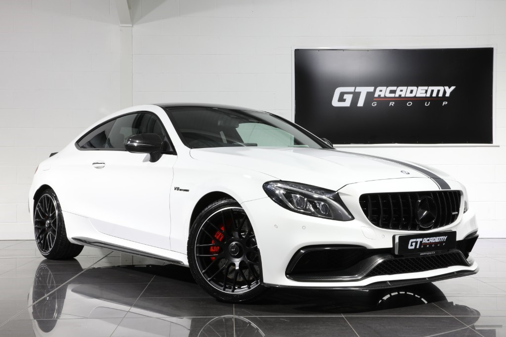used Mercedes C63 AMG S EDITION 1 - CARBON EXTERIOR PACK - 19
