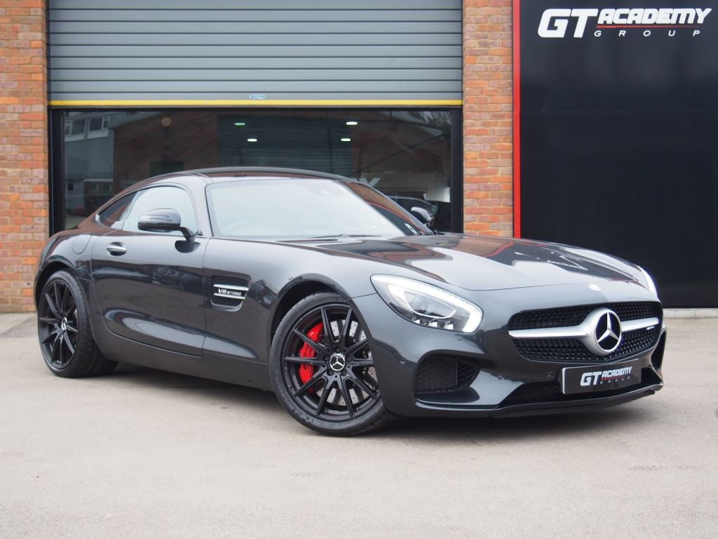 used Mercedes AMG GT 4.0 GT S PREMIUM PAN ROOF - HIGH SPEC - MERCEDES FSH in tring-hertfordshire