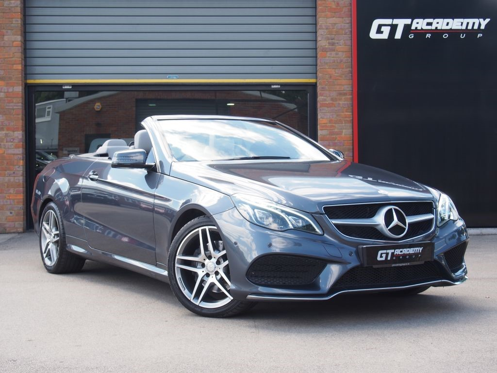 used Mercedes E350 BLUETEC AMG LINE PREMIUM AA INSPECTED - HIGH SPEC in tring-hertfordshire
