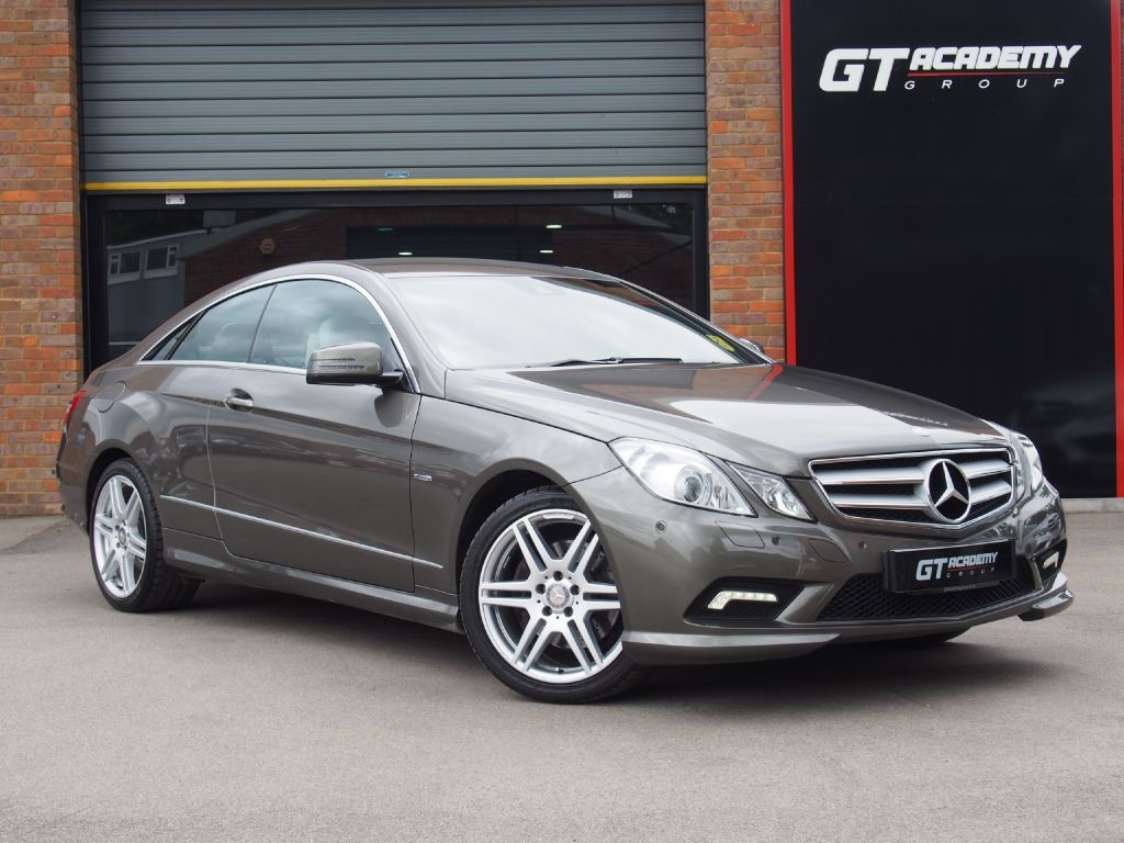 used Mercedes E350 CDI BLUEEFFICIENCY SPORT in tring-hertfordshire