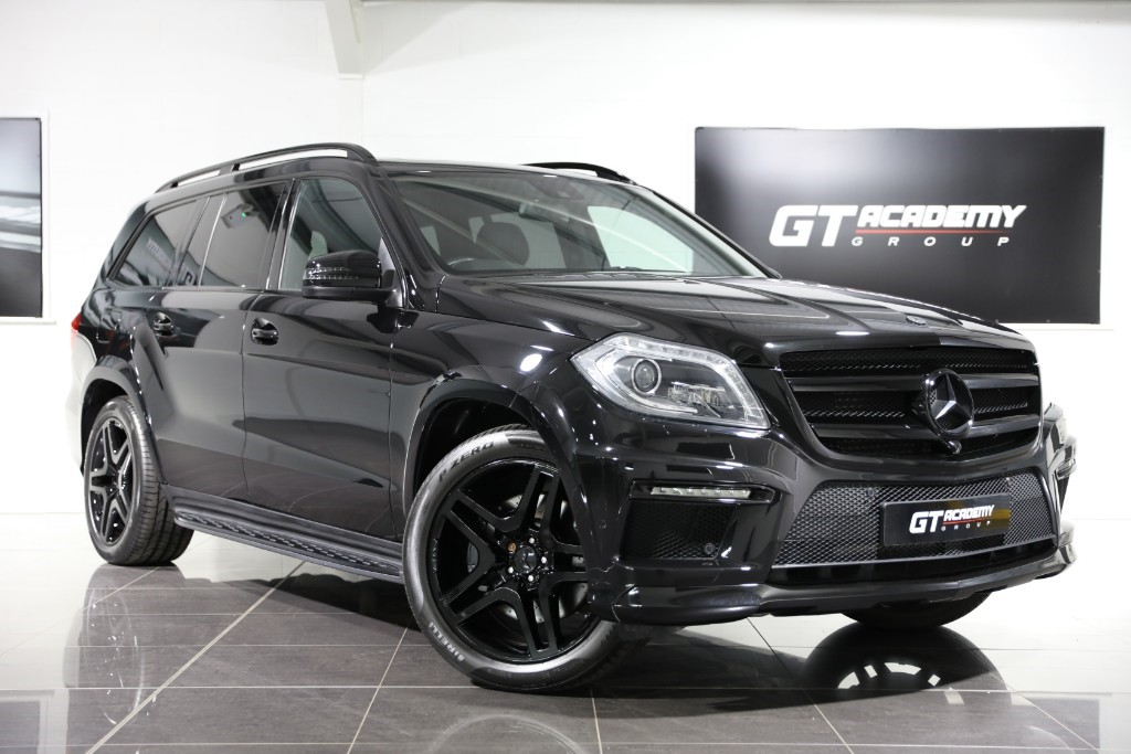 used Mercedes GL350 BLUETEC AMG SPORT - BLACK STYLING PACK - SUNROOF in tring-hertfordshire