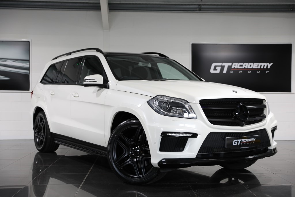 used Mercedes GL350 BLUETEC AMG SPORT ** 5.9% APR FINANCE OFFER ** in tring-hertfordshire