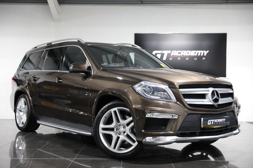 used Mercedes GL350 CDI BLUETEC AMG SPORT AA INSPECTED - HIGH SPEC - FSH in tring-hertfordshire