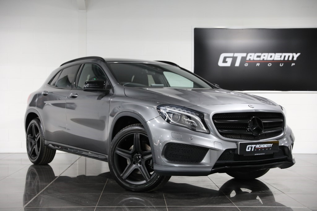 used Mercedes GLA250 4MATIC AMG LINE PREMIUM ** 5.9% APR FINANCE OFFER ** in tring-hertfordshire