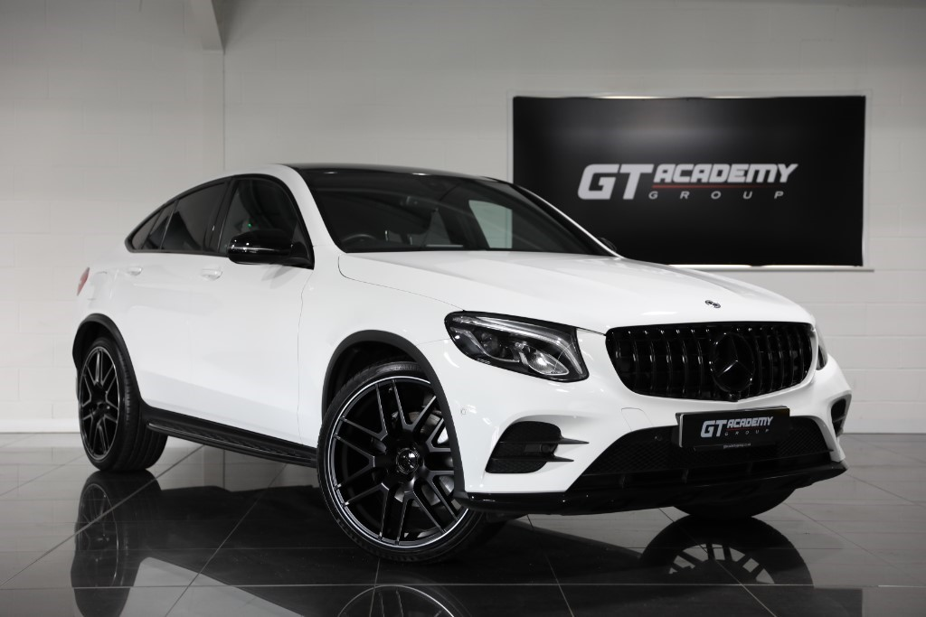 used Mercedes GLC220 D 4MATIC AMG LINE ** 5.9% APR FINANCE OFFER ** in tring-hertfordshire