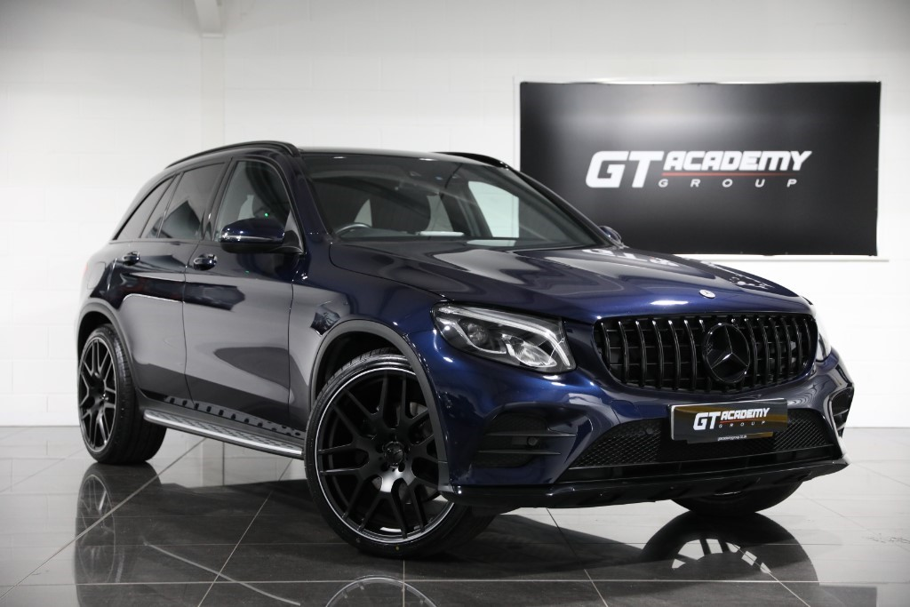 used Mercedes GLC220 D 4MATIC AMG LINE PREMIUM PLUS ** 5.9% APR FINANCE OFFER ** in tring-hertfordshire