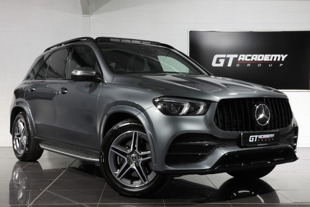used Mercedes GLE300 D 4MATIC AMG LINE PREMIUM PLUS - 1 OWNER - PAN ROOF - 7 SEATS in tring-hertfordshire