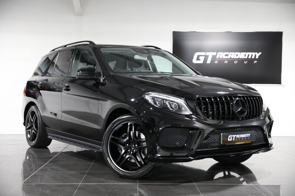 used Mercedes GLE350 D 4MATIC AMG LINE PREMIUM PLUS ** 5.9% APR PCP FINANCE OFFER ** in tring-hertfordshire