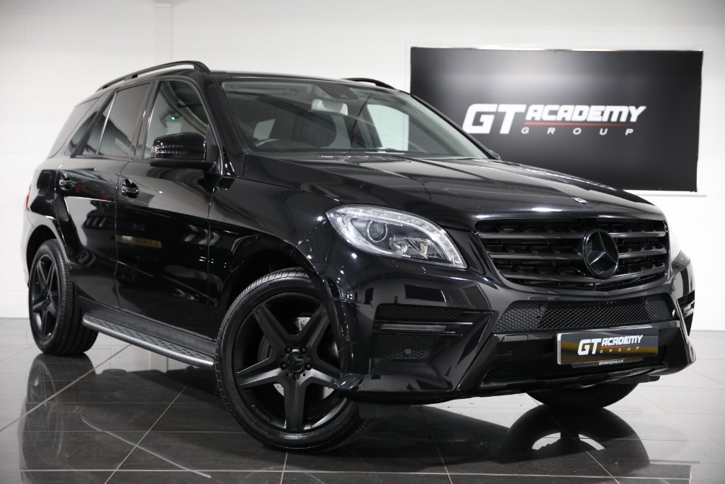 used Mercedes ML250 BLUETEC AMG LINE PREMIUM ** 5.9% APR FINANCE OFFER ** in tring-hertfordshire