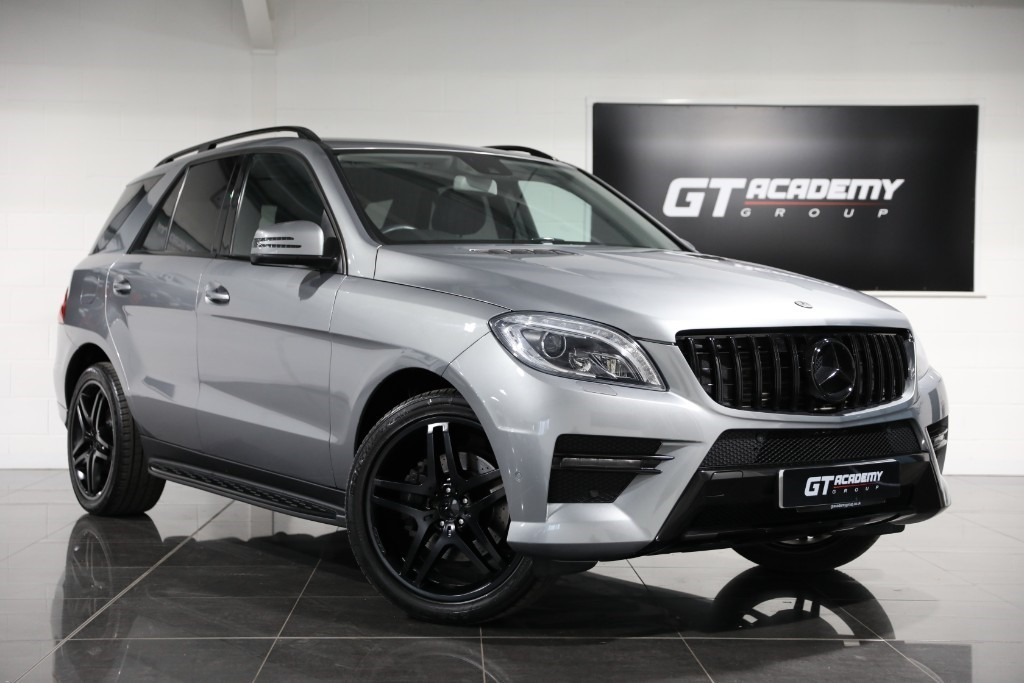 used Mercedes ML250 BLUETEC AMG LINE  ** 5.9% APR PCP FINANCE OFFER ** in tring-hertfordshire