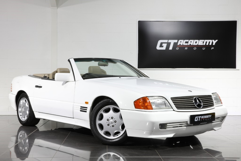used Mercedes SL280 AA INSPECTED - LOW MILEAGE in tring-hertfordshire