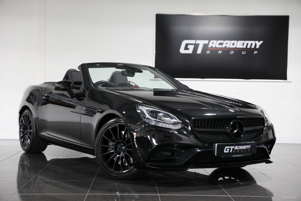 used Mercedes SLC250d AMG LINE ** 5.9% APR FINANCE OFFER ** in tring-hertfordshire