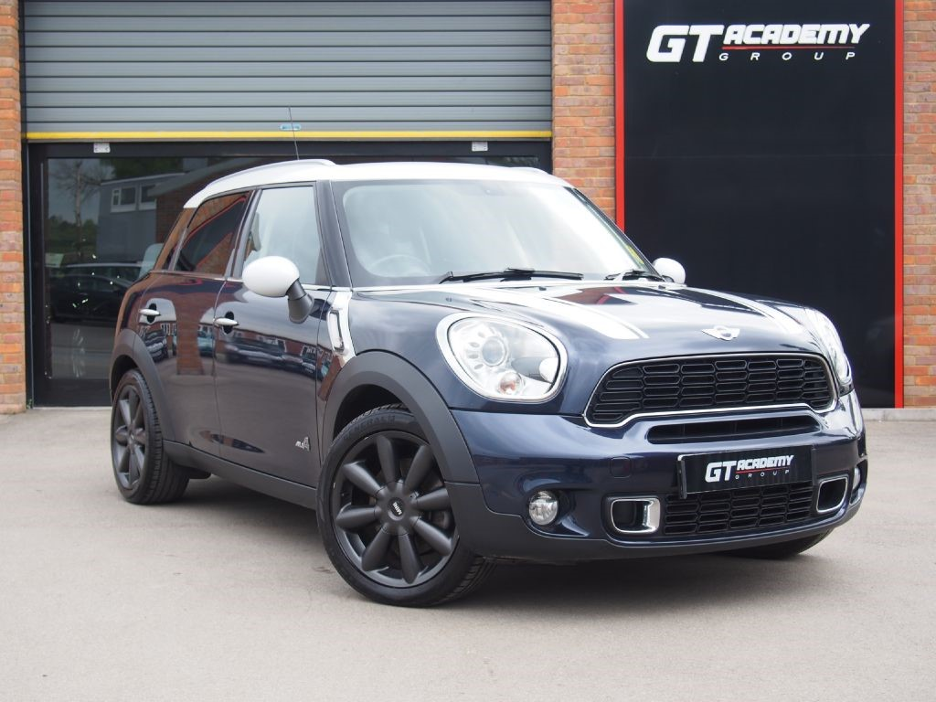 used MINI Countryman COOPER S ALL4 in tring-hertfordshire