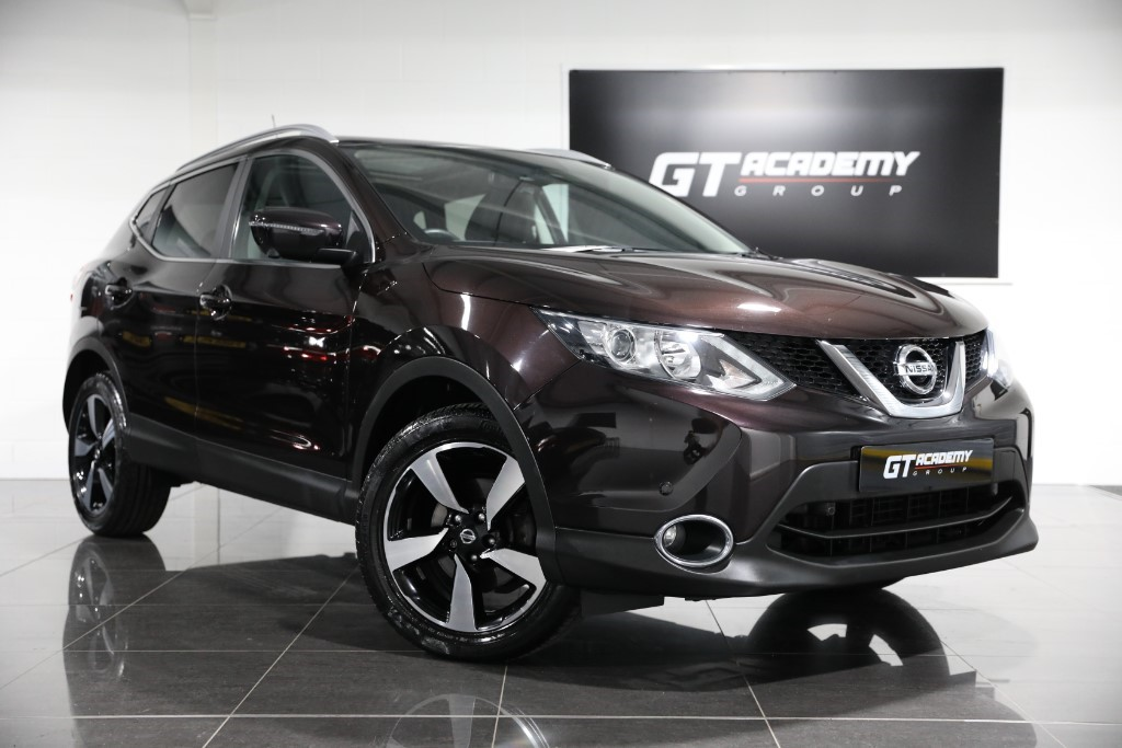used Nissan Qashqai DCI N-TEC PLUS AA INSPECTED - ZERO COST ROAD TAX in tring-hertfordshire