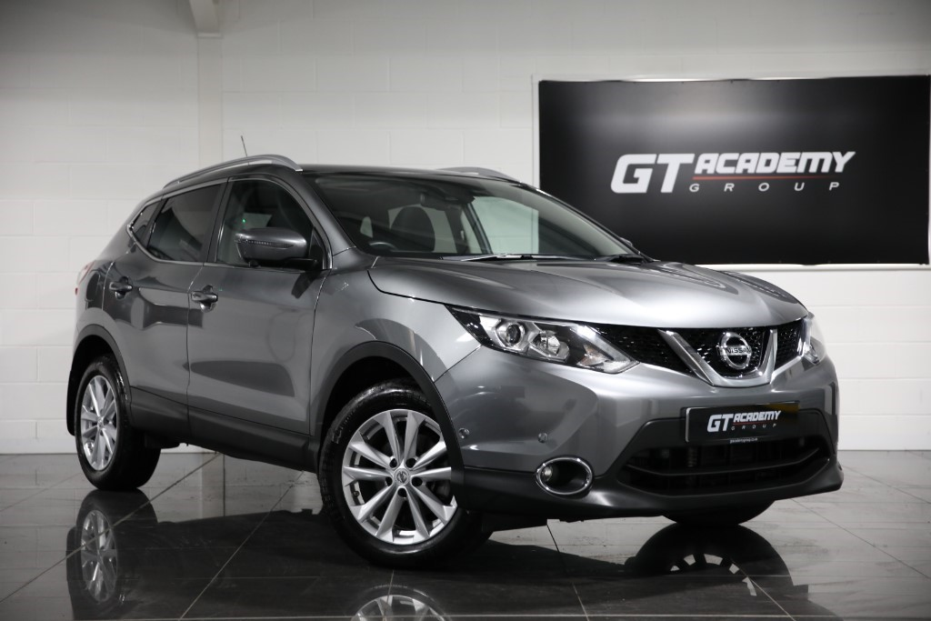 used Nissan Qashqai 1.6DCI TEKNA XTRONIC ** 5.9% APR FINANCE OFFER ** in tring-hertfordshire
