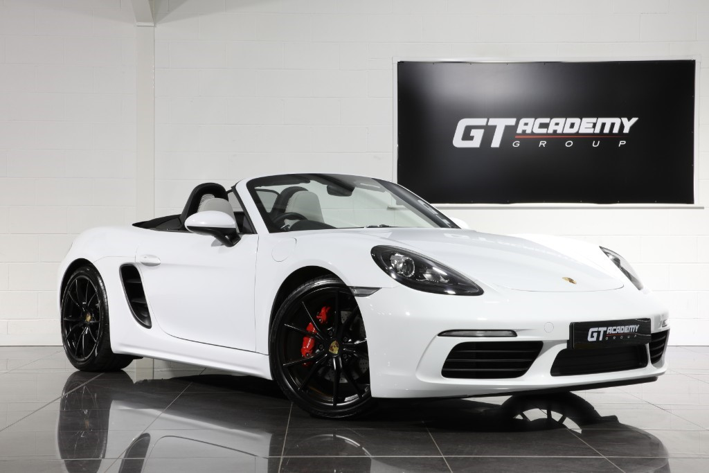 used Porsche 718 Boxster 2.5T S PDK - PASM - SPORTS EXHAUST - 20