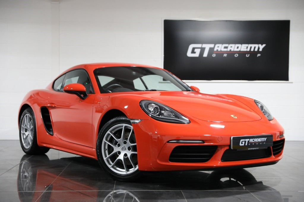 used Porsche 718 Cayman 2.0T  PCP WITH £3K DEPOSIT = 48  X £389.95 in tring-hertfordshire