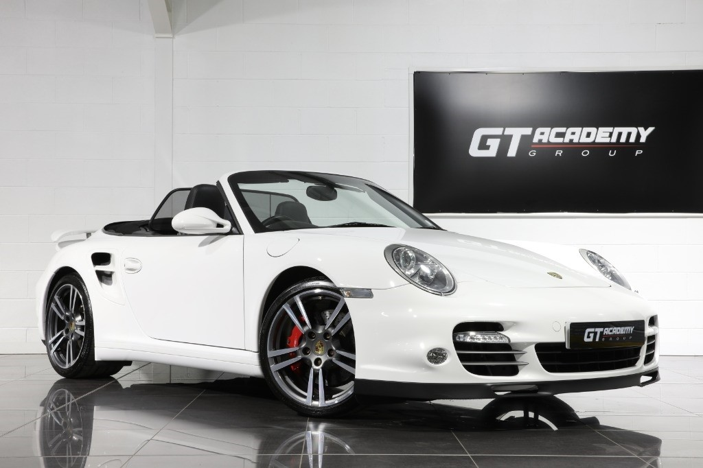 used Porsche 911 TURBO PDK in tring-hertfordshire
