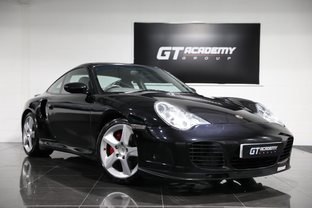 used Porsche 911 TURBO TIPTRONIC S AA INSPECTED - FSH - HIGH SPEC in tring-hertfordshire