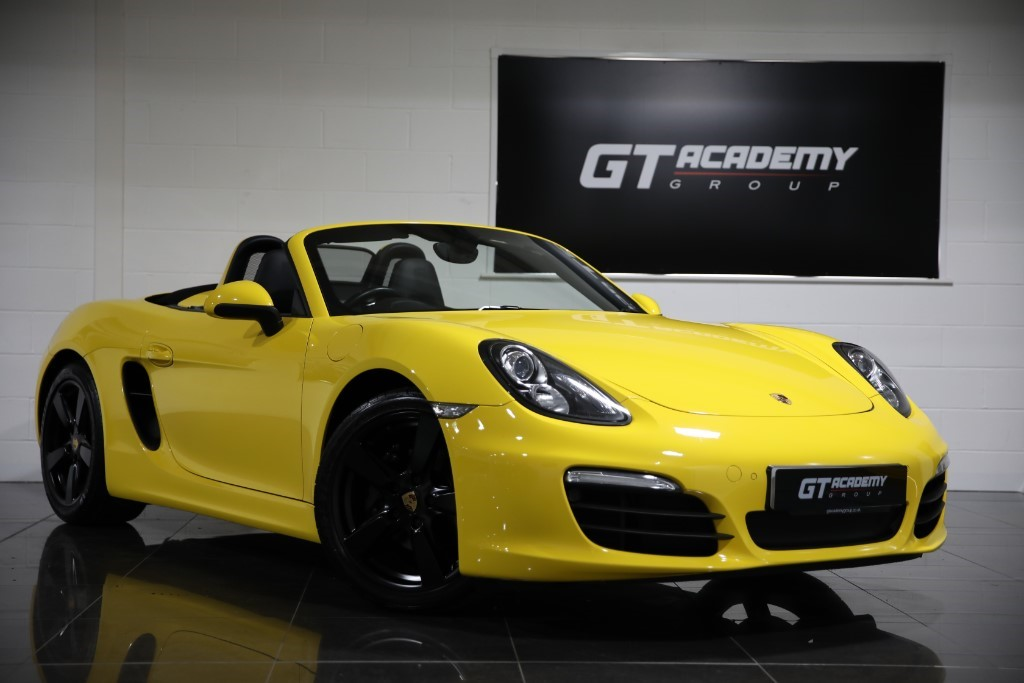 used Porsche Boxster 24V PDK ** 5.9% APR FINANCE OFFER ** in tring-hertfordshire